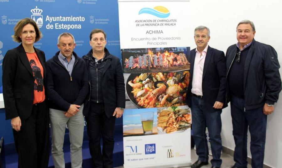 Turismo Turismo Sabor a Málaga con la Asamblea Anual de la Asociación de Chiringuitos de la Provincia de Málaga