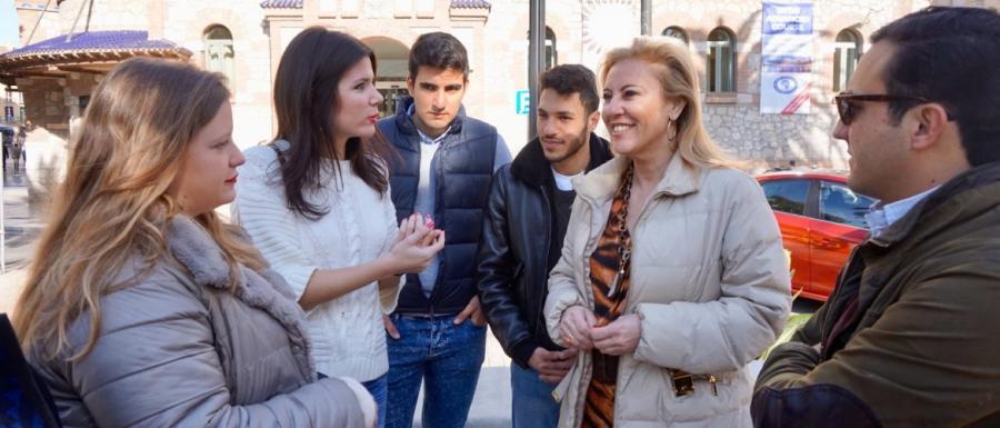 Málaga Málaga El PP critica que el Gobierno del PSOE elimine el complemento salarial para jóvenes