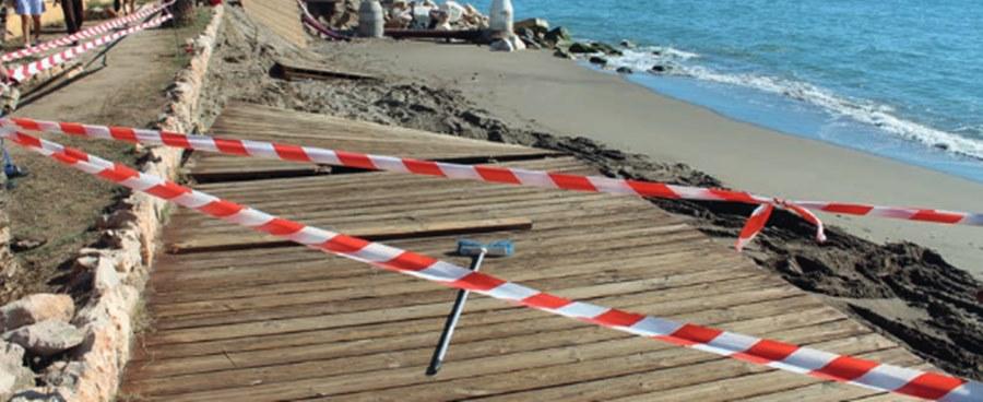 Ayuntamientos Ayuntamientos Ángel Nozal acabará la senda litoral de Mijas