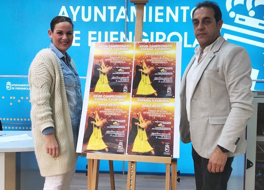 Cultura Cultura Fuengirola se viste de gala para acoger el XXVIII Campeonato de España y de Europa de Baile Retro del 24 de febrero al 3 de marzo