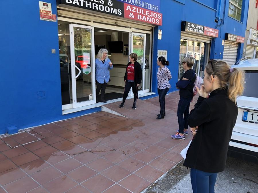 Ayuntamientos Ayuntamientos El PP de Mijas reclama más atención por parte del equipo de gobierno a los vecinos de Jarales de Calahonda