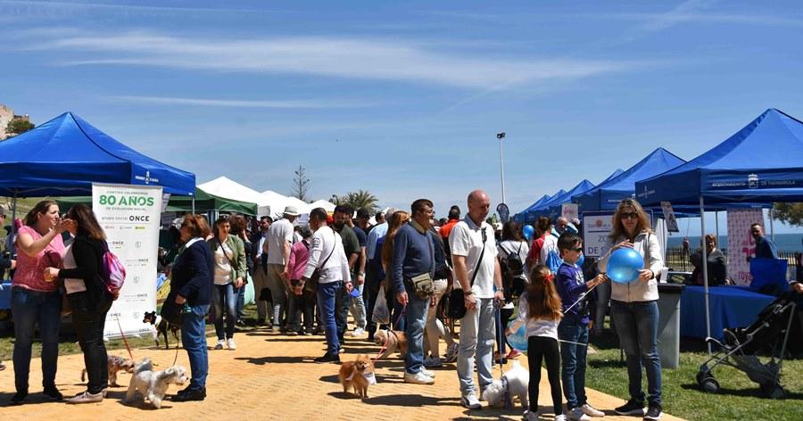 Ayuntamientos Ayuntamientos Más de veinte expositores, exhibiciones y una marcha canina conformarán la programación de la décima edición del Día del Perro de Fuengirola del 31 de marzo