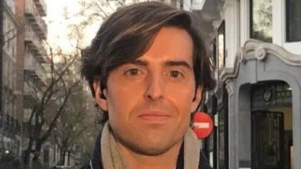 Málaga Málaga El periodista Pablo Montesinos encabeza la lista por Málaga en las elecciones al parlamento español del 28 de abril