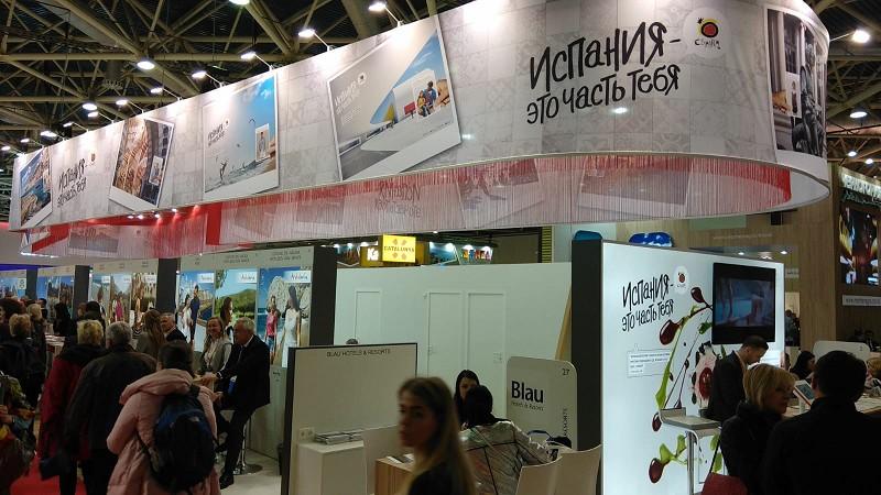 Málaga Málaga Turismo Costa del Sol acudió a la MITT de Moscú en busca de un turista con alta capacidad de gasto