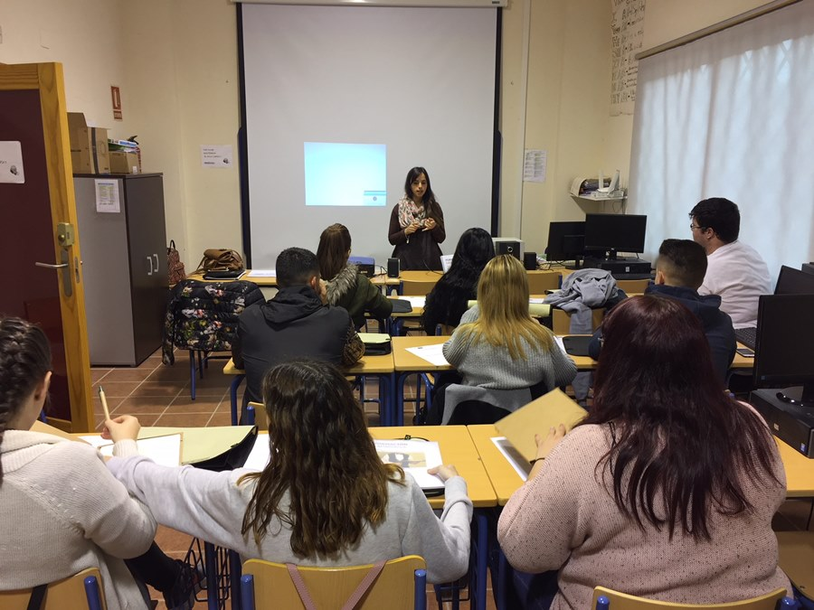 Málaga Málaga Un tercio de los participantes en el proyecto europeo para mejorar la empleabilidad ConectaJoven+ consigue un trabajo