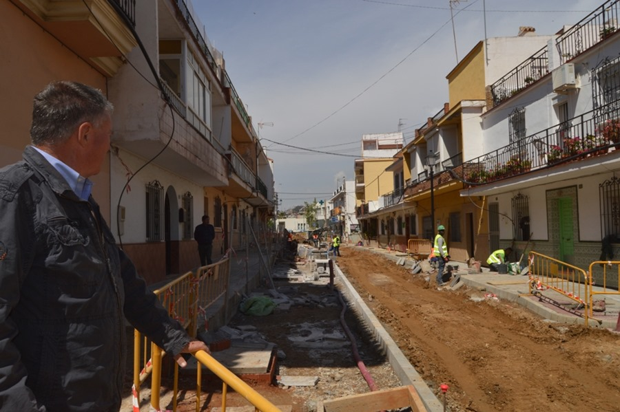 Ayuntamientos Ayuntamientos El PP de Mijas planteará medidas de ayuda a los comerciantes de calle La Unión por las pérdidas que les están ocasionando las obras