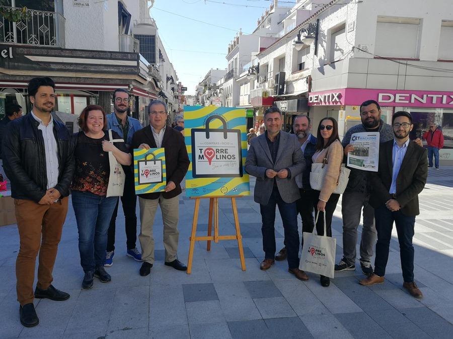 Torremolinos Torremolinos El CET presenta la campaña 'Torremolinos, sin ir más lejos' para concienciar sobre los beneficios de consumir en comercios locales
