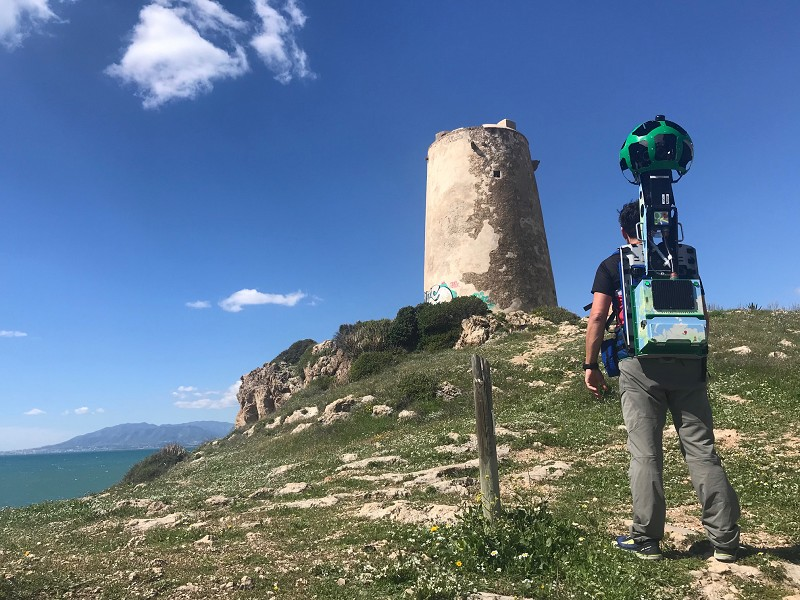 Turismo Turismo Los 745 kilómetros de la Gran Senda podrán visualizarse con imágenes panorámicas en 360º