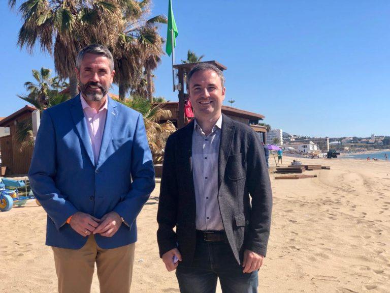 Málaga Málaga Ciudadanos reclama un plan integral único de protección para las playas de Málaga