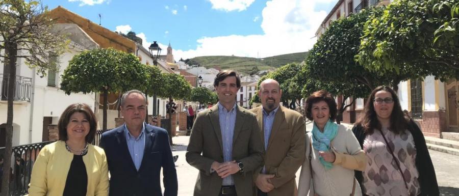 Turismo Turismo Montesinos propone una promoción turística diferenciada que atienda a la Málaga interior