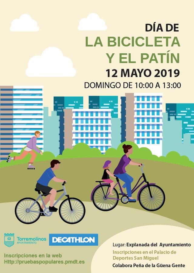 Torremolinos Torremolinos Se abren las inscripciones para el XXXI Día de la Bicicleta y el Patín de Torremolinos