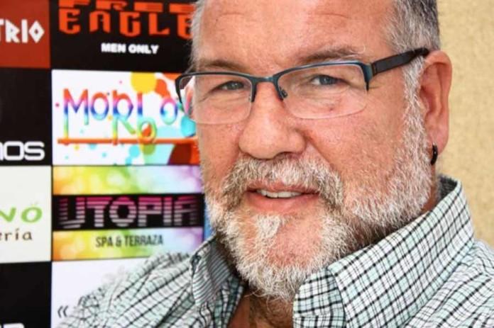 Torremolinos Torremolinos Santiago Rubio, un histórico activista por los derechos LGTBI, opta a la Alcaldía de Torremolinos por Costa del Sol Sí Puede (CSSP)