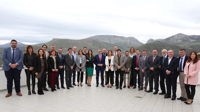 Turismo Turismo Salado destaca el liderazgo de la Axarquía en la oferta de turismo de interior de la provincia