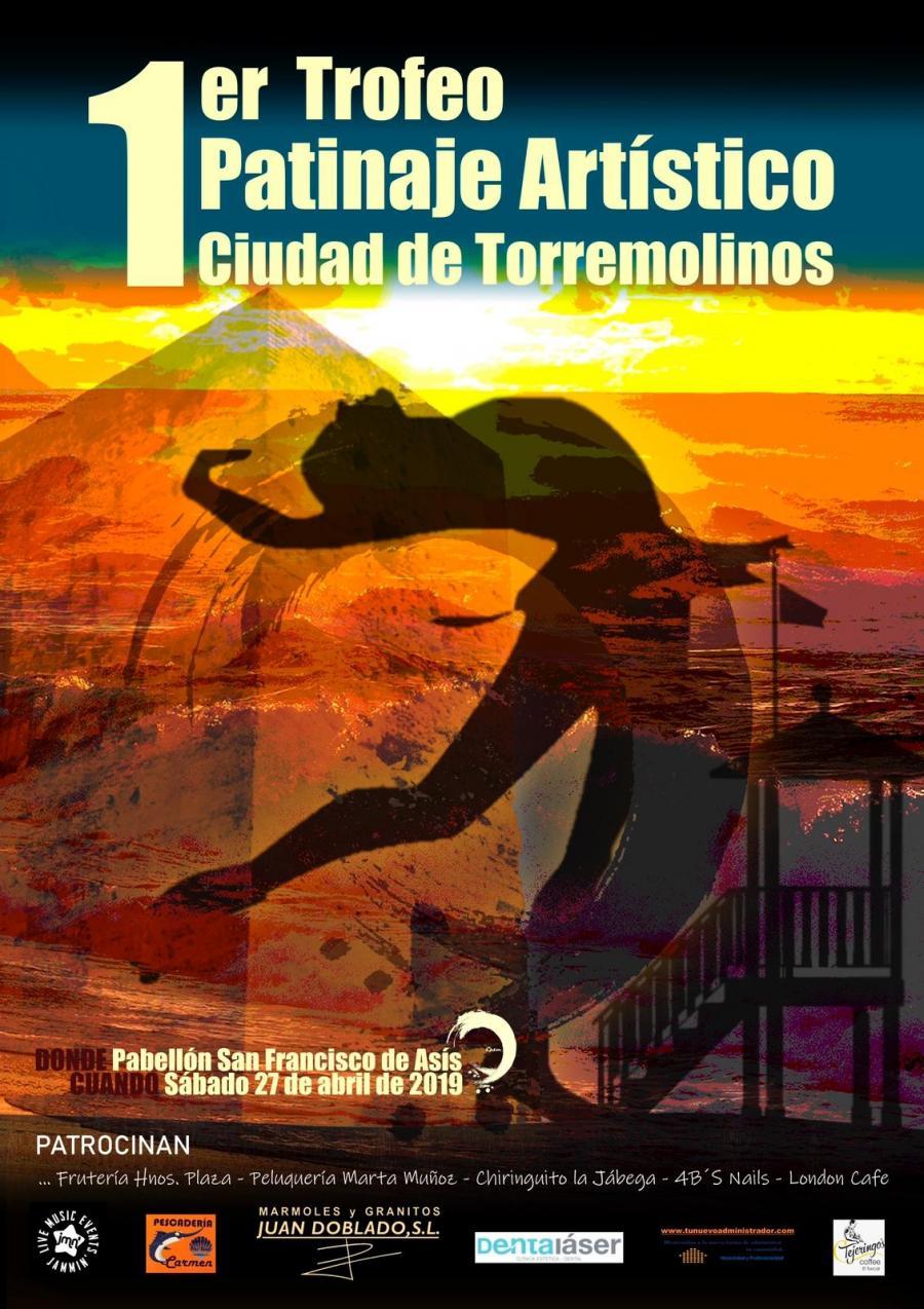 Torremolinos Torremolinos Torremolinos acoge este sábado el I Trofeo de Patinaje Artístico al que acuden 150 patinadores
