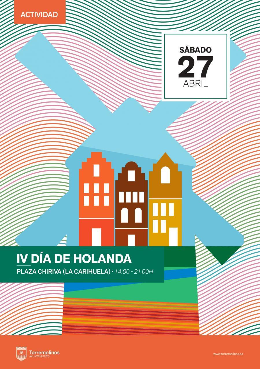 Torremolinos Torremolinos Torremolinos conmemora este sábado por cuarto año el 'Día de Holanda' con un gran festejo en La Carihuela