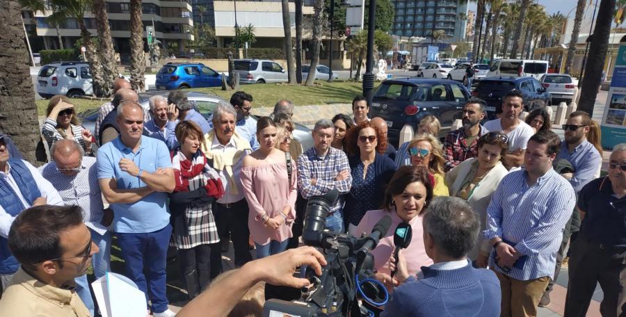 Torremolinos Torremolinos Del Cid remodelará la avenida Benyamina y convertirá la calle de las Mercedes en vial de doble sentido