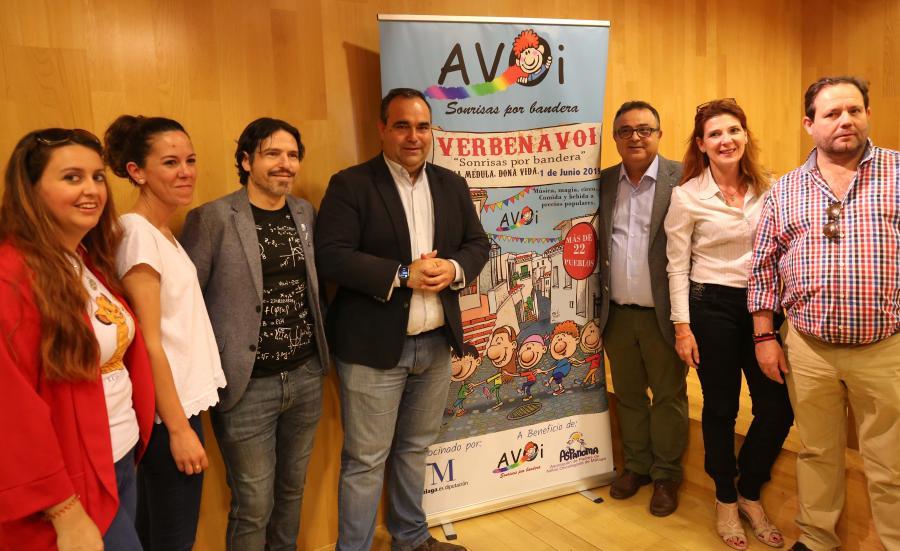 Ayuntamientos Ayuntamientos Veinticinco municipios de la provincia participarán de forma simultánea en las verbenas solidarias a favor de AVOI