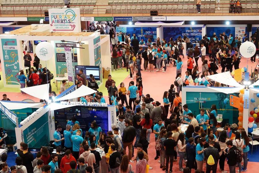 Málaga Málaga Los estudiantes malagueños, los más emprendedores de España
