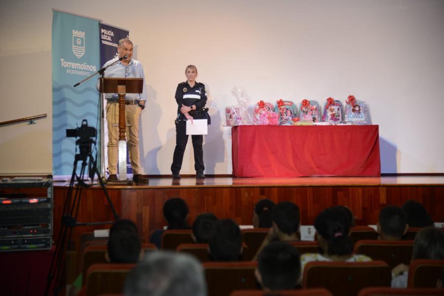 Torremolinos Torremolinos Más de 800 alumnos participan en los talleres en contra del bullying, cyberbulling y el mal uso de las redes sociales en los colegios de Torremolinos