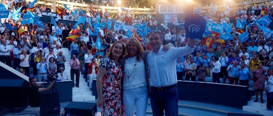 Andalucía Andalucía Bendodo afirma que por cada impuesto que suba el PSOE de Sánchez el PP de la Junta bajará otro