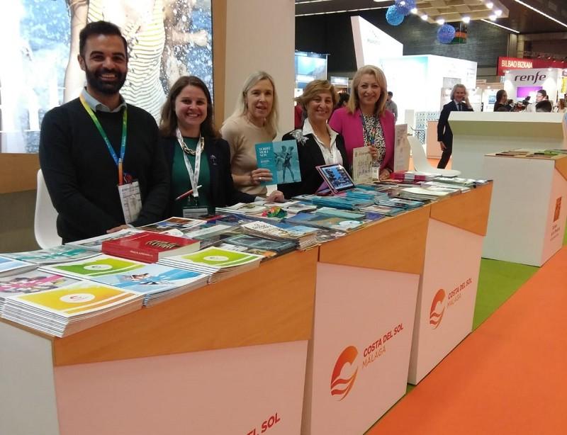 Turismo Turismo Turismo Costa del Sol continúa apostando por la Inteligencia Cognitiva en la Feria Expovacaciones de Bilbao