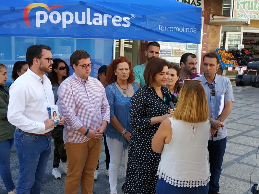 Torremolinos Torremolinos Del Cid llevará a cabo un control exhaustivo de la venta ambulante y un Plan de Emergencia de Salvamento Marítimo