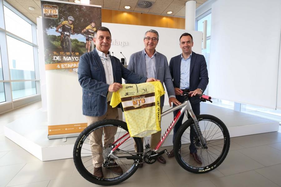 Deportes Deportes La provincia de Málaga acoge dos etapas de la Vuelta Andalucía MTB 2019