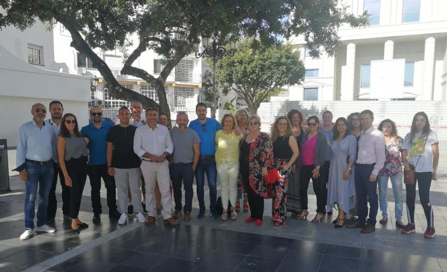 Torremolinos Torremolinos El Círculo de Empresarios de Torremolinos presenta una nueva junta directiva renovada y con el objetivo de convertirse en la asociación de referencia en la localidad