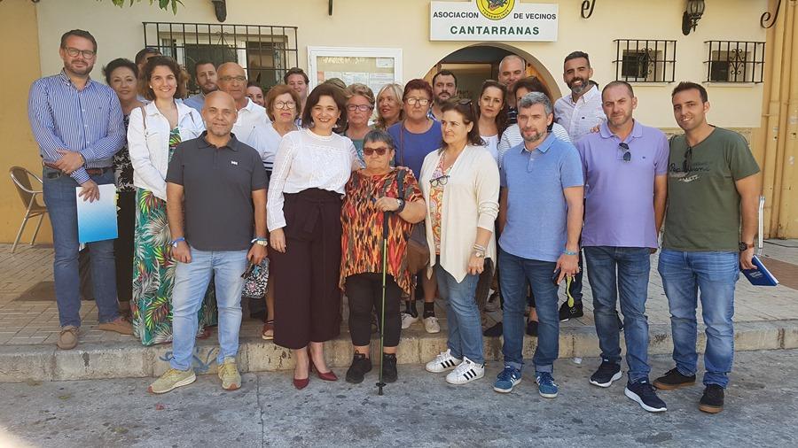 Torremolinos Torremolinos Del Cid desarrollará un Plan de Accesibilidad a las Viviendas, mejorará los accesos a los centros escolares e iniciará un Plan de Infraestructuras Deportivas en Cantarranas y el Saltillo