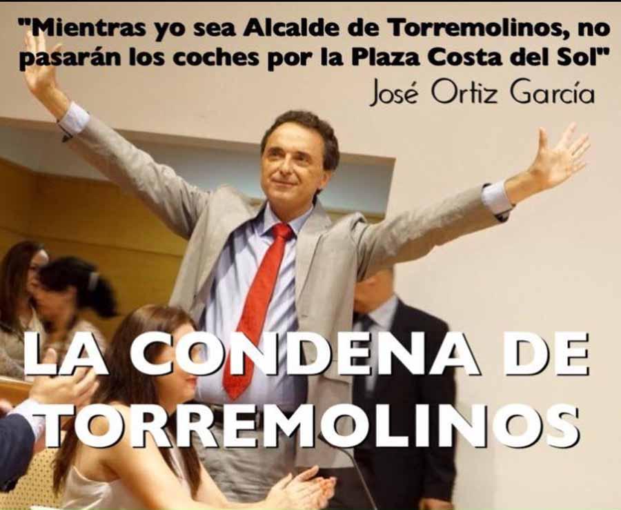 Torremolinos Torremolinos José Ortiz, el más nefasto alcalde para Torremolinos