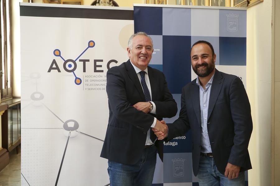 Tecnología Tecnología La  Feria  Aotec  reunirá  en  Málaga a 119 empresas de telecomunicaciones para la transformación digital