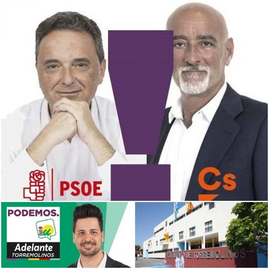 Torremolinos Torremolinos Elecciones 26M en Torremolinos: Crecen los rumores sobre un pacto a tres bandas entre PSOE, Podemos y Ciudadanos