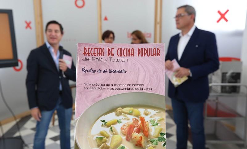 Málaga Málaga 'Sabor a Málaga' impulsa la publicación de un recetario que aúna tradición y alimentación saludable