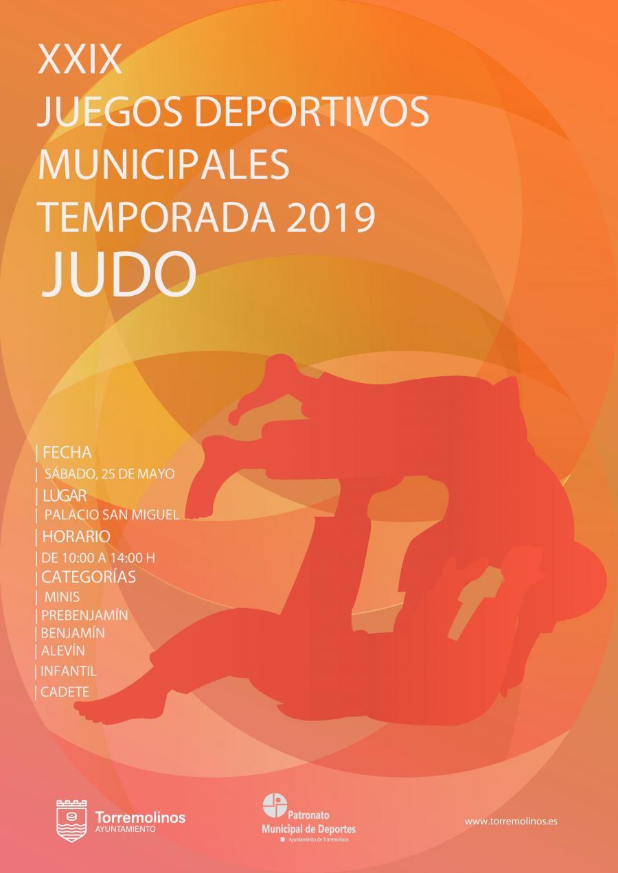 Torremolinos Torremolinos Torremolinos acoge mañana una Jornada de Judo dentro de los XXIX Juegos Deportivos Municipales