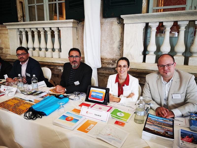 Málaga Málaga La Costa del Sol promociona su oferta en el mercado italiano
