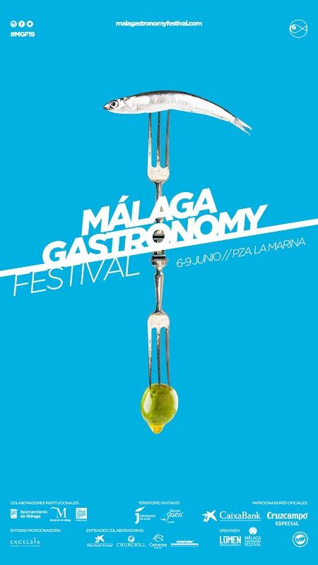 Málaga Málaga 'Sabor a Málaga refuerza la promoción de vinos y quesos de la provincia en la 6º edición de Málaga Gastronomy Festival