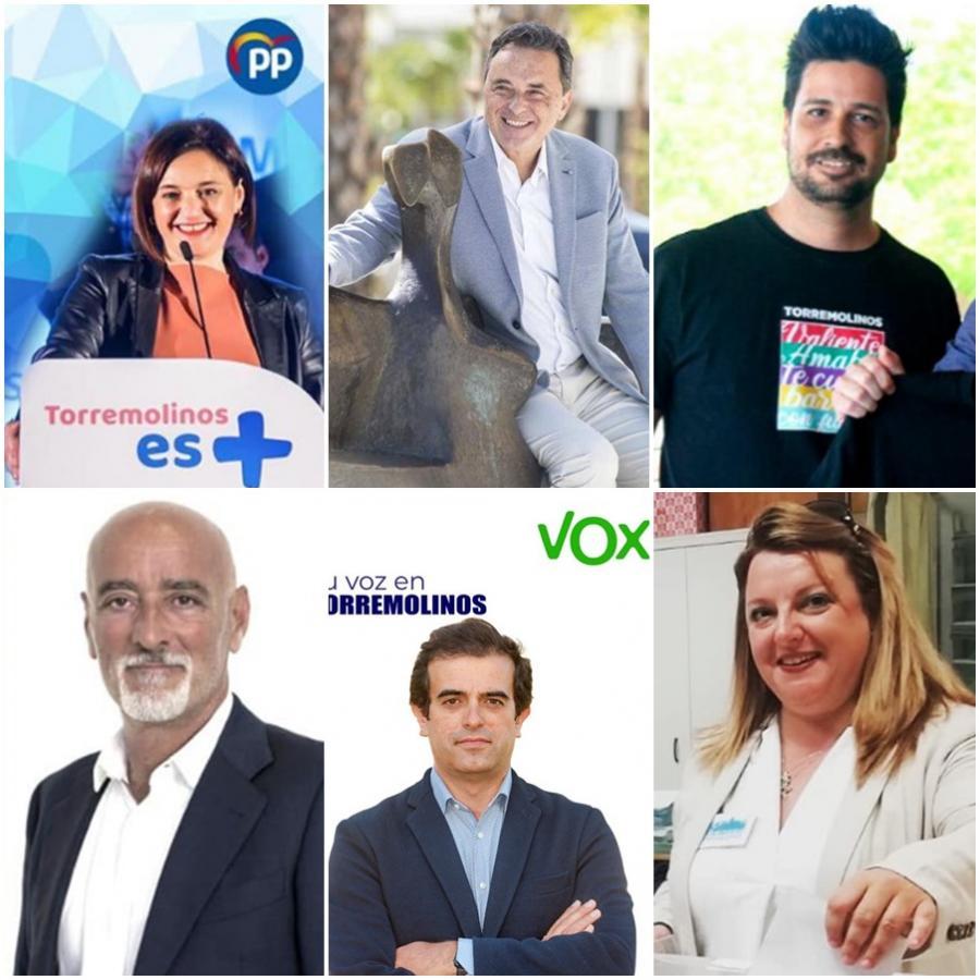Torremolinos Torremolinos PP, PSOE y Adelante Torremolinos, las tres fuerzas más votadas en las elecciones municipales del 26M