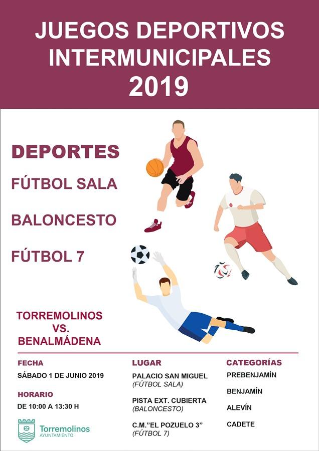 Deportes Deportes Torremolinos y Benalmádena se miden este sábado en los Juegos Deportivos Intermunicipales
