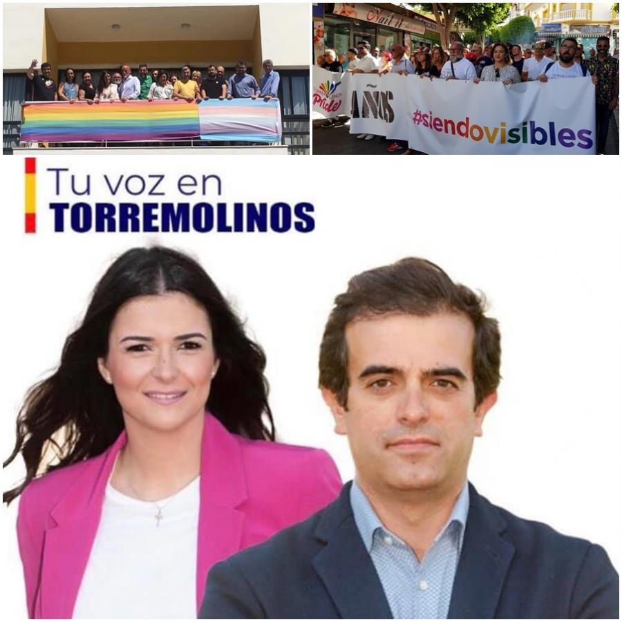 Torremolinos Torremolinos Lucía Cuín, concejala electa de Vox por Torremolinos abandona el partido y se pasará al grupo no adscrito tras asistir al Orgullo LGTBI