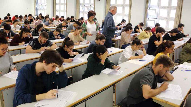 Málaga Málaga La Selectividad arranca este martes con 7.762 aspirantes en Málaga a entrar en la universidad
