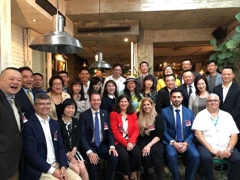 Turismo Turismo Turismo Costa del Sol y la Cámara de Comercio promocionan la amplia oferta del destino en Taiwán y Japón