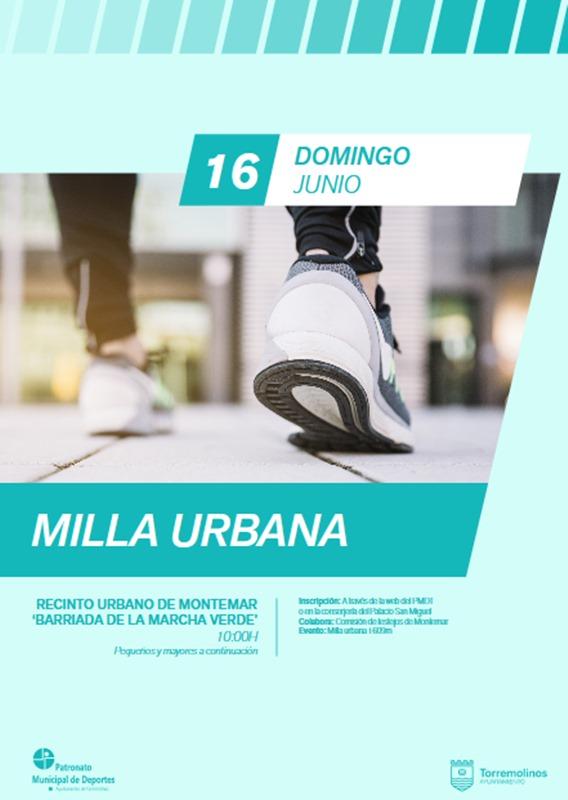 Deportes Deportes Torremolinos acoge este domingo la XXVI Milla Urbana de Montemar