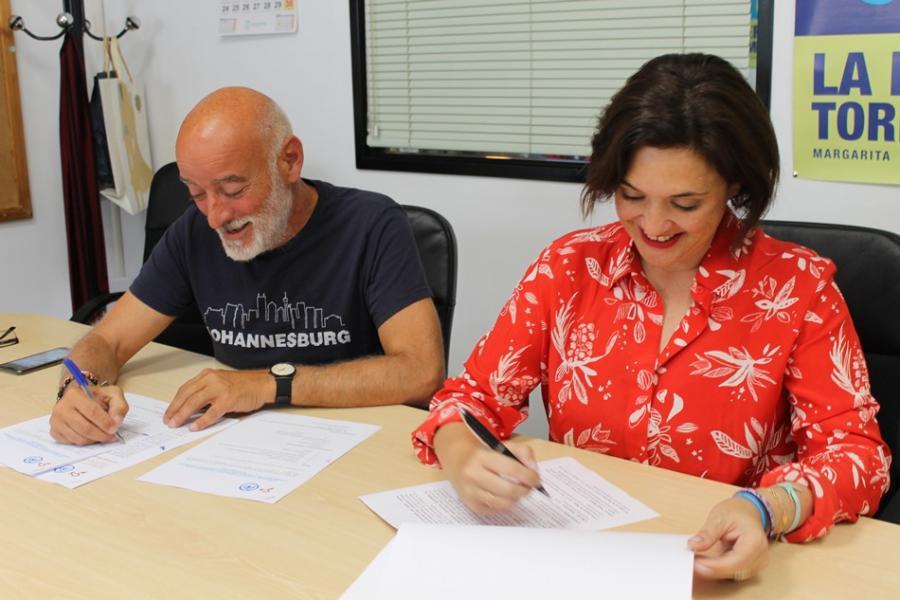 Torremolinos Torremolinos El PP y Cs alcanzan un acuerdo en Torremolinos con el fin de propiciar un gobierno estable para toda la legislatura