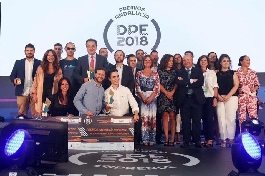 Andalucía Andalucía Un total de 365 empresas andaluzas concurren a los VI Premios Andalucía Emprende