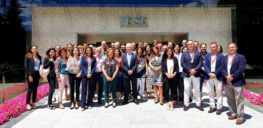 Salud Salud Vithas forma a sus líderes en el IESE Business School en su apuesta por la excelencia como marca distintiva