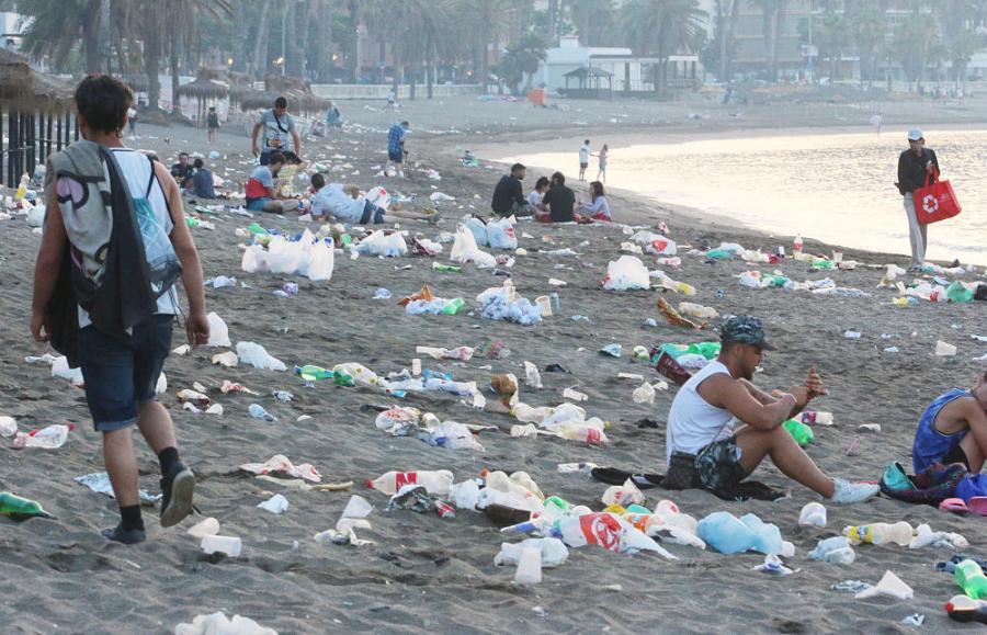 Málaga Málaga Cinco consejos para proteger nuestras playas de la verbena de San Juan