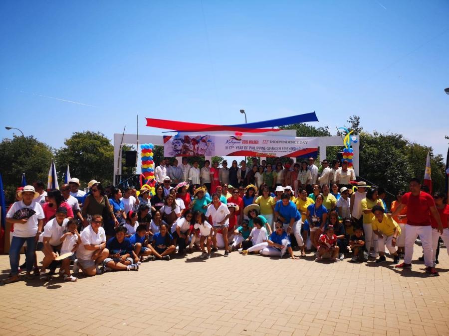 Ayuntamientos Ayuntamientos El edificio Innova de Benalmádena acogió la celebración del Día Nacional de Filipinas este pasado fin de semana