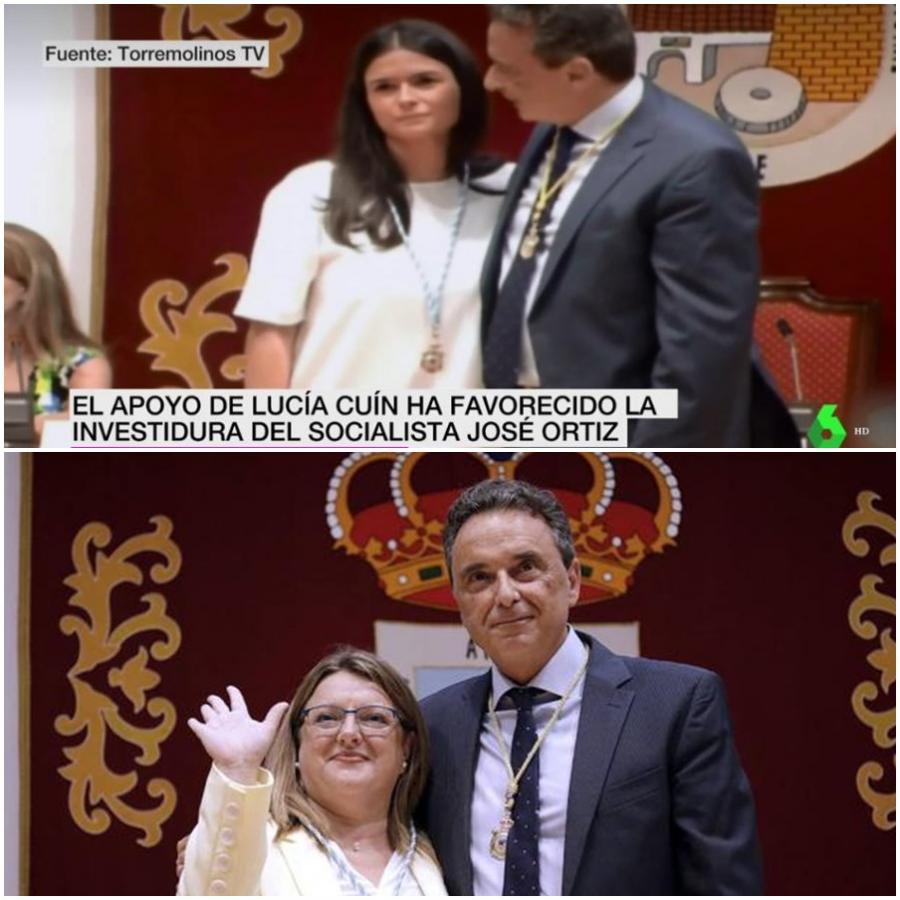 Torremolinos Torremolinos Ortiz (PSOE) sostendrá el gobierno municipal a golpe de talonario: Cuín y González percibirán 98.500 euros anuales mientras que limita el número de dedicaciones exclusivas castigando al PP
