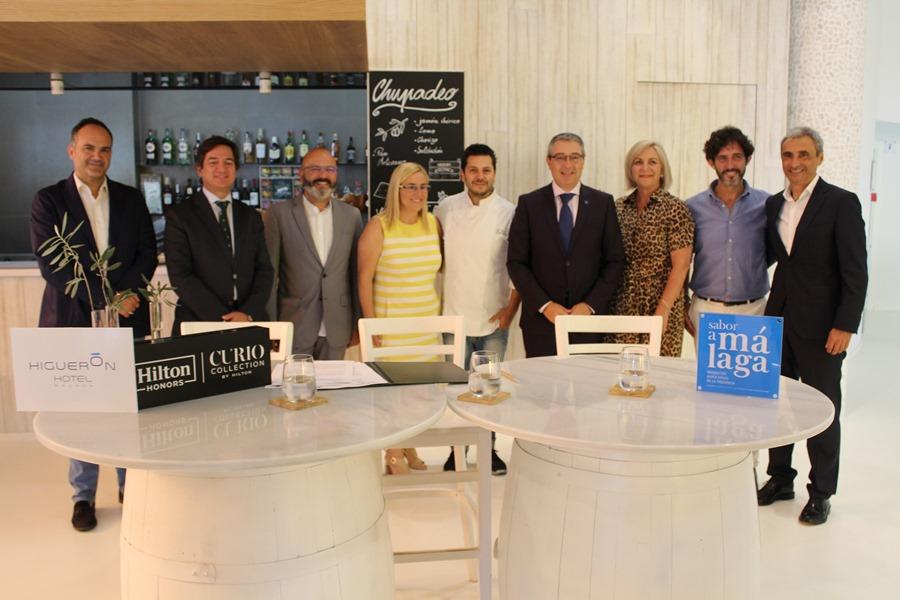 Turismo Turismo Fuengirola amplía su red de establecimientos adheridos a la marca de excelencia gastronómica 'Sabor a Málaga'