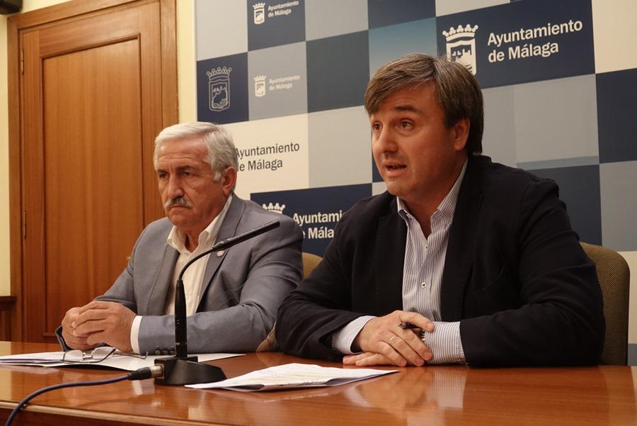 """Málaga Málaga El Ayuntamiento de Málaga refuerza el dispositivo de vigilancia de los """"taxis piratas"""""""